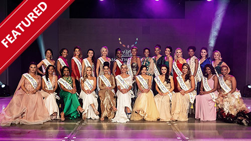 Mrs South Africa 2019