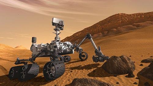 Curiosity: Life of a Mars Rover