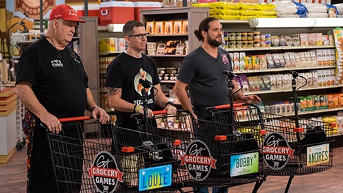 Guy's Grocery Games 12