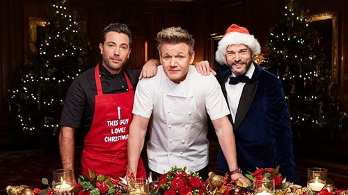 Gordon, Gino and Fred's Christmas Roast