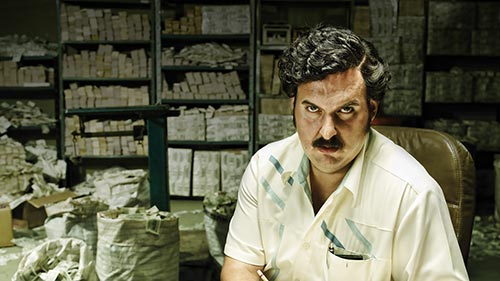 Rise and Fall of Pablo Escobar