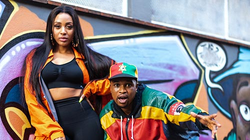 YO! MTV Raps Africa