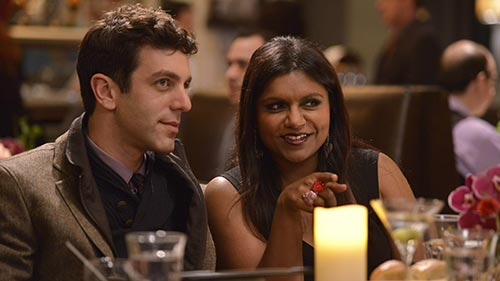The Mindy Project resumes