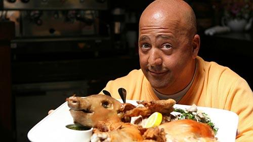 Bizarre Foods with Andrew Zimmern 12