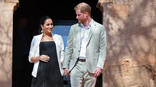 Meghan and Harry: A Royal Baby Story