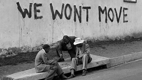 Prisoner 46764: The Untold Legacy of Andrew Mlangeni