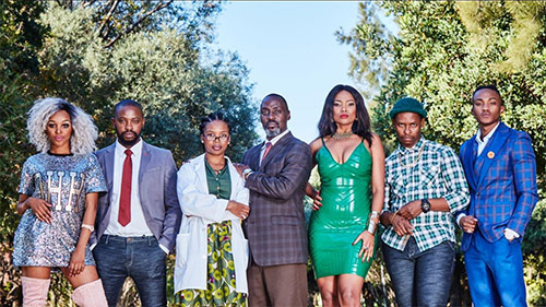 e tv's new soapie Isipho: what it's about and who's in it