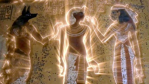 Egypt's Sun King: The Mystery Tombs