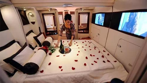 The World's Most Luxurious Airline