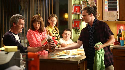 The Middle 9