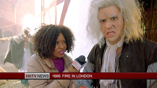 Horrible Histories Special: The Grisly Great Fire of London