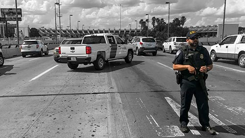 Border Force USA: The Bridges