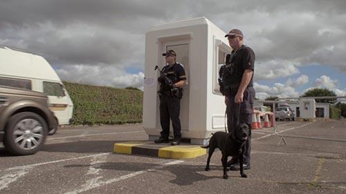 Border Interceptors
