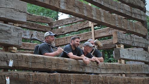 Barnwood Builders 4