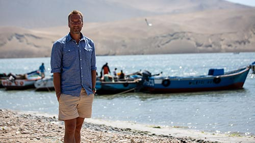 Where the Wild Men Are with Ben Fogle 7