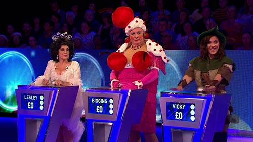 Tipping Point: Lucky Stars Christmas Special 2018