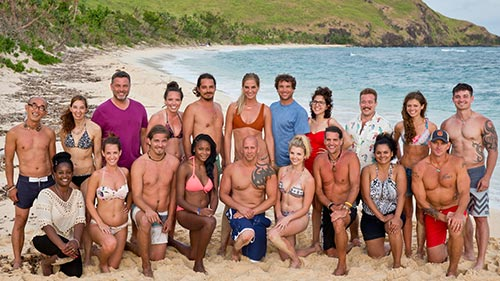 Survivor 34: Game Changers