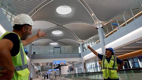 Turkish Airlines Mega Move