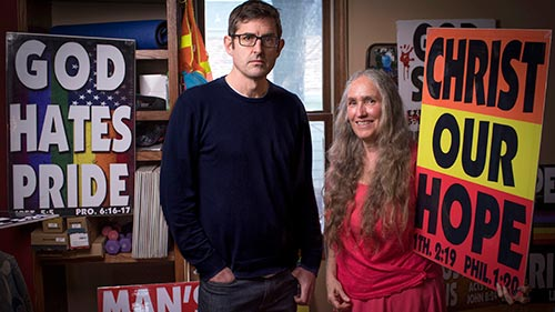 Louis Theroux: Surviving America's Most Hated Family