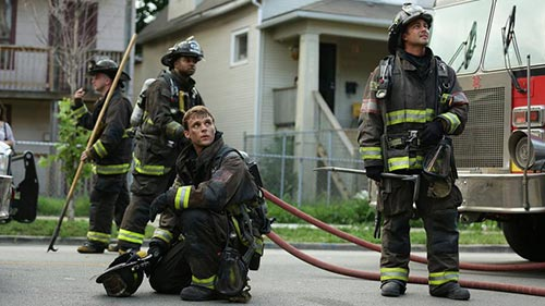 Chicago Fire 4