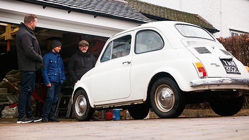 Salvage Hunters: Classic Cars 3