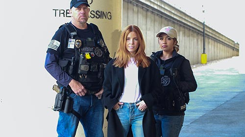 Stacey Dooley: Face to Face with the Bounty Hunters
