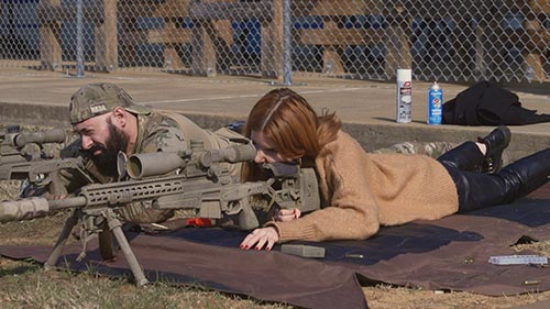 Stacey Dooley Investigates: Face to Face with the Arms Dealers