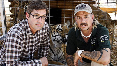 Louis Theroux: Beware of the Tiger
