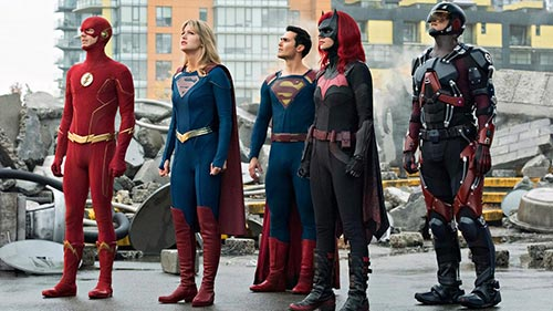 DC's Legends of Tomorrow 5