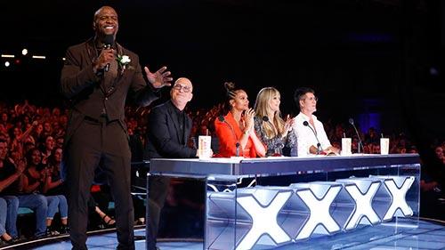 America's Got Talent: The Champions 2