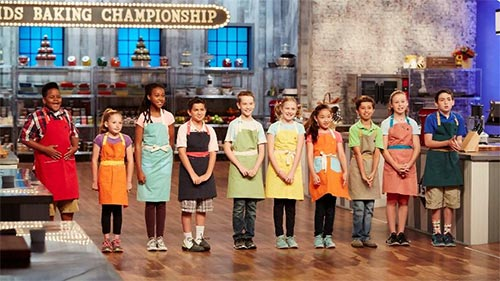 Kids Baking Championship 6