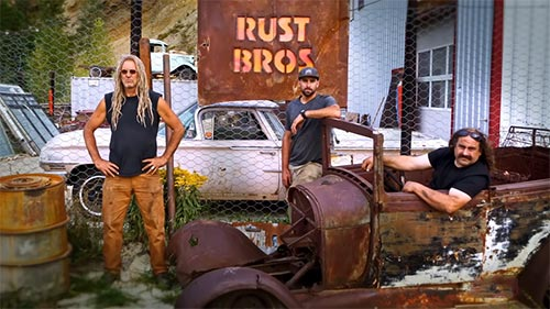 Rust Valley Restorers 3