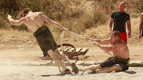 Steve Austin's Broken Skull Ranch Challenge 3