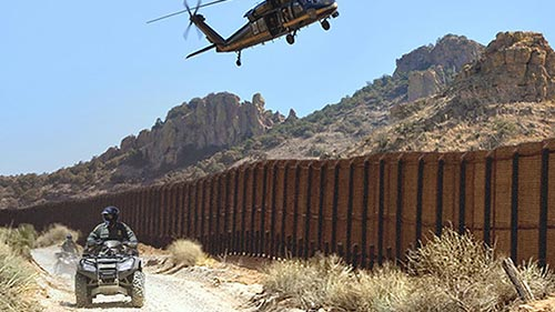 Border Wars 4