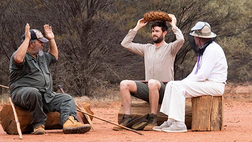 Jack Whitehall: Travels with My Father 4