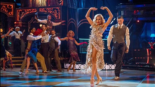 Strictly Come Dancing 18