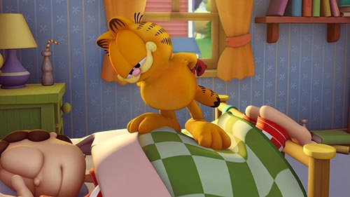 The Garfield Show 2