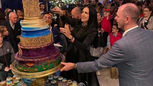 The Wonderful World of Cakes