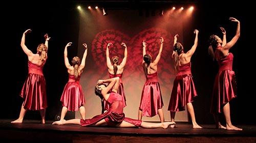 Dans in Jou Taal