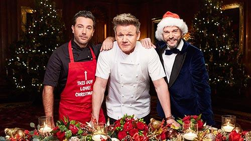 Gordon, Gino and Fred's Christmas Roast