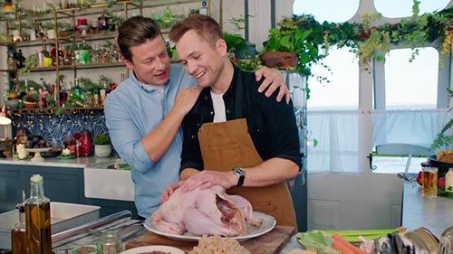 Jamie and Jimmy's Festive Feast