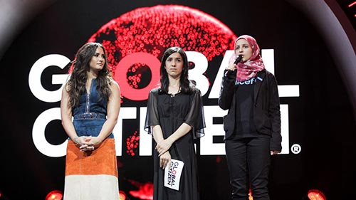 Global Citizen Prize 2020