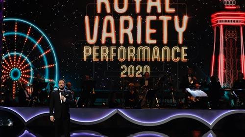 Royal Variety Performance 2020