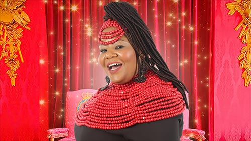 Noko Moswete: One Night with the Queen