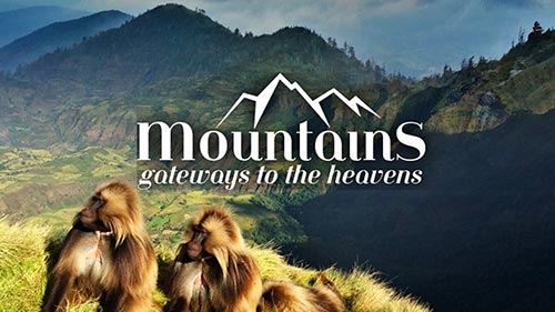 Mountains: Gateways to the Heavens