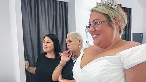 Curvy Brides' Boutique 4