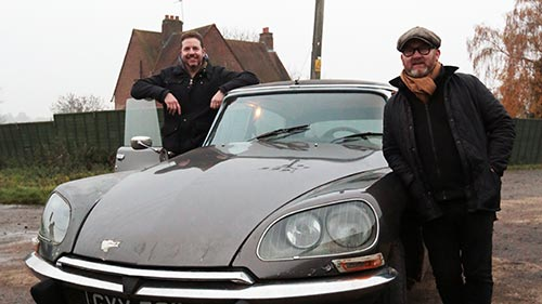 Salvage Hunters: Classic Cars 5