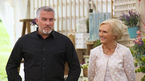 The Great British Bake Off 11