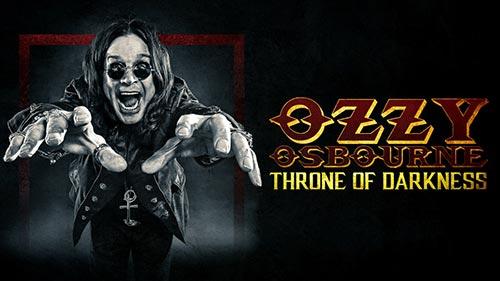 Ozzy Osbourne: Throne of Darkness