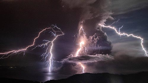 Top 100 Weather Events